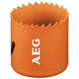Carota AEG Bi-Metal, Ø 92mm si lungime 38mm