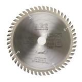 Panza AEG pentru fierastrau circular portabil, dimensiuni 165x20xz52, grosime 2,8mm, pentru taieri fine in materiale lemnoase