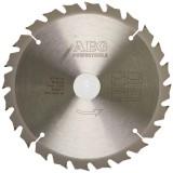Panza AEG pentru fierastrau circular portabil, dimensiuni 190x30xz24, grosime 2,2mm, pentru materiale lemnoase