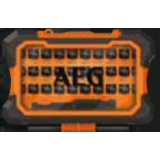 Set 31 biti de impact AEG, model AAKSD31, pentru surubelnita