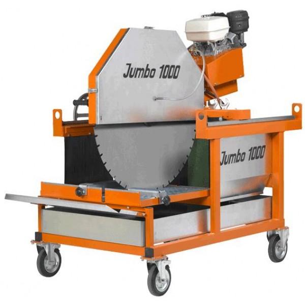 Masina de taiat piatra, model JUMBO 1000, 1000mm, Petrol